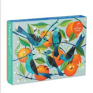 Geninne Zlatkis Naranjas by Galison
