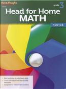 Head for Home Math Novice Workbook Grade 3 by Steck-Vaughn