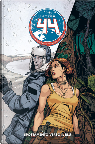 Letter 44 vol. 5 by Charles Soule