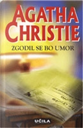 Zgodil se bo umor by Agatha Christie