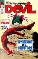 L'incredibile Devil n. 29 by Stan Lee