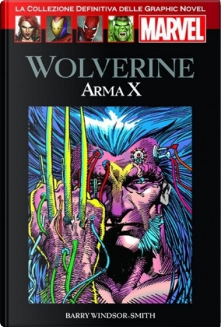 Marvel Graphic Novel Vol. 56 by Barry Windsor Smith