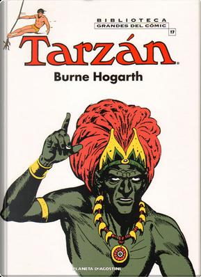 Tarzán 17 by Burne Hogarth