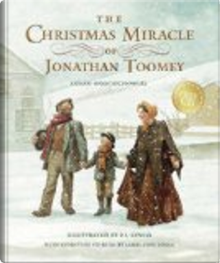 The Christmas Miracle of Jonathan Toomey with CD by Susan Wojciechowski