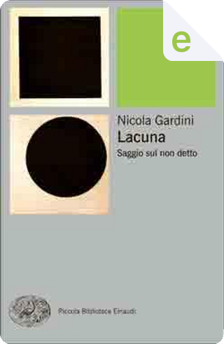 Lacuna by Nicola Gardini