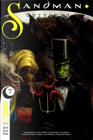 Sandman Universe vol. 7 by Dan Watters, Kat Howard, Nalo Hopkinson
