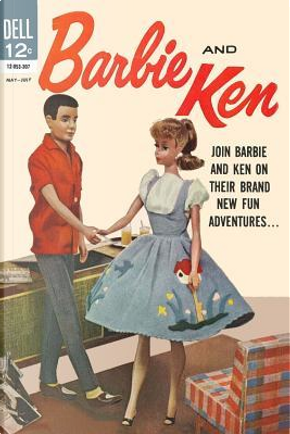 Barbie and Ken by Dell Comics Publishing