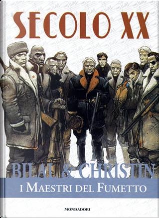 I Maestri del Fumetto n. 08 by Enki Bilal, Pierre Christin