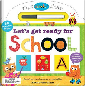Let's Get Ready for School by Sarah Powell