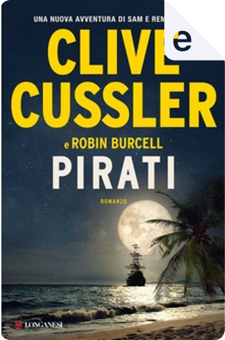 Pirati by Clive Cussler, Robin Burcell