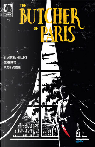 The Butcher of Paris n. 3 by Stephanie Phillips