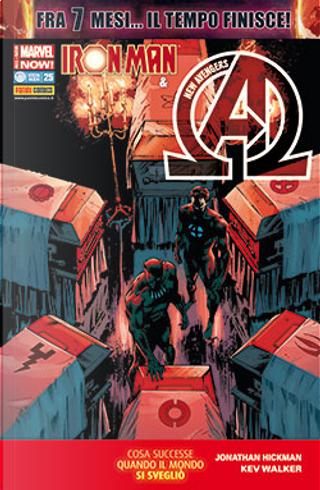 Iron Man & New Avengers n. 25 by Frank Barbiere, Jonathan Hickman