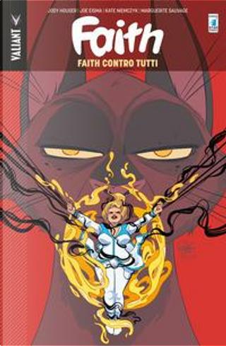 Faith vol. 4 by Jody Houser