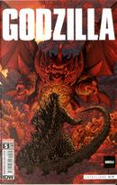 Godzilla #5 by Cullen Bunn