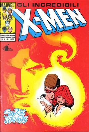 Gli Incredibili X-Men n. 006 by Chris Claremont