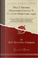 Hill's Ahoskie (Hertford County, N. C.) City Directory, 1959 by Hill Directory Company