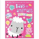 Baby Animals Sticker Activity Book by Make Believe Ideas