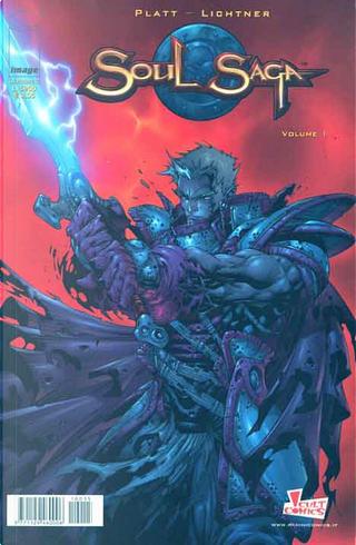 Soul Saga n.1 by Christian Lichtner, Stephen Platt
