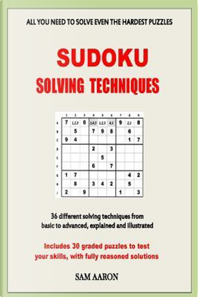 Sudoku Solving Techniques by Sam Aaron