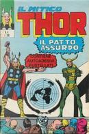 Il Mitico Thor n. 4 by Robert Bernstein, Stan Lee
