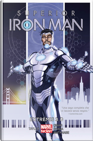 Superior Iron Man by Tom Taylor