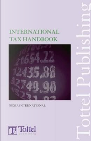 International Tax Handbook by Nexia International
