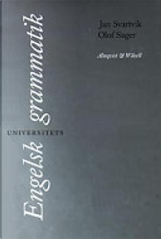 Engelsk universitetsgrammatik by Jan Svartvik