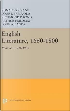 English Literature by Louis A. Landa