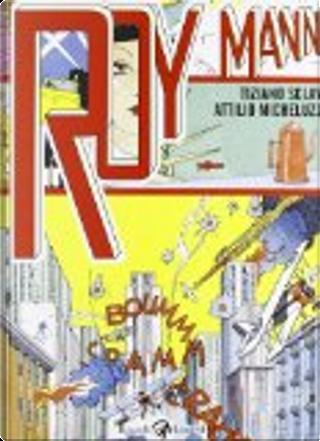 Roy Mann by Tiziano Sclavi