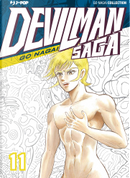 Devilman Saga vol. 11 by Gō Nagai