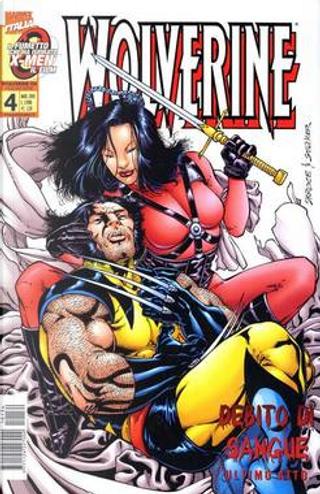 Wolverine n. 134 by Larry Stucker, Steve Skroce