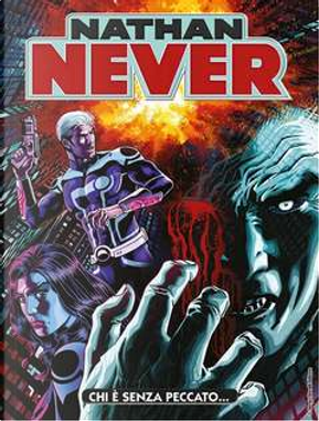 Nathan Never n. 318 by Giovanni Eccher