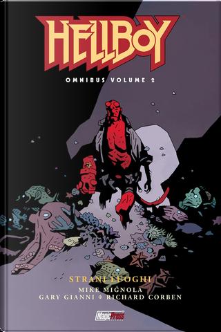 Hellboy omnibus vol. 2 by Gary Gianni, Mike Mignola, Richard Corben