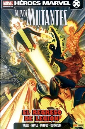 Nuevos mutantes Vol.2 #1 by Andrew Crossley, Michael Higgins, Zeb Wells