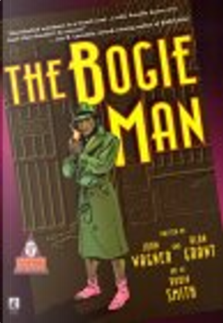 The BOGIE MAN PARADOX MYSTERY 4 by Dc Comics