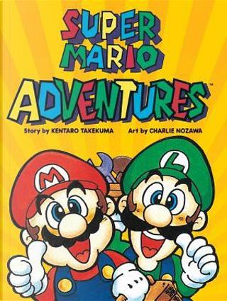 Super Mario Adventures by Kentaro Takekuma