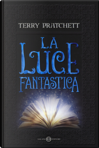 La luce fantastica by Terry Pratchett