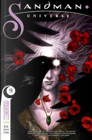 Sandman Universe vol. 9 by Dan Watters, Kat Howard, Nalo Hopkinson, Simon Spurrier