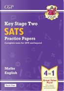 New KS2 Maths and English SATS Practice Papers Pack (for the by CGP Books