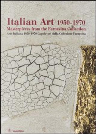 Italian art 1950-1970 by