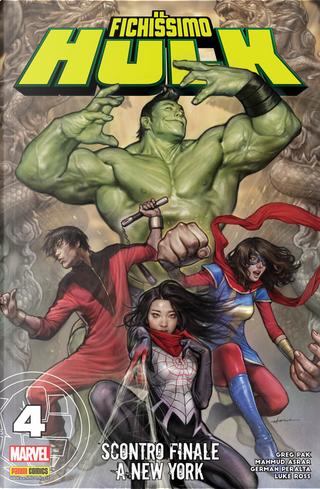 Il fichissimo Hulk vol. 4 by Greg Pak