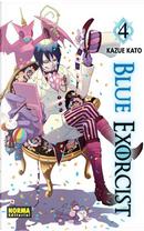Blue Exorcist #4 by Kazue Kato