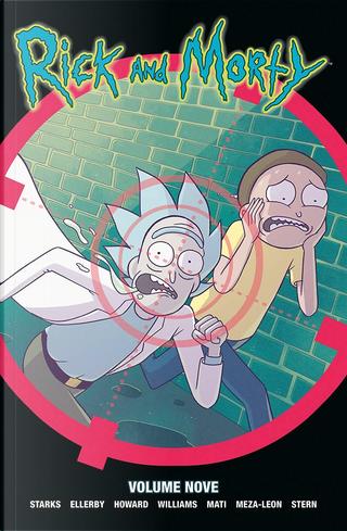Rick and Morty vol. 9 by Kyle Starks, Marc Ellerby, Sabrina Mati, Tini Howard