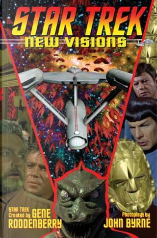 Star Trek New Visions 5 by John Byrne