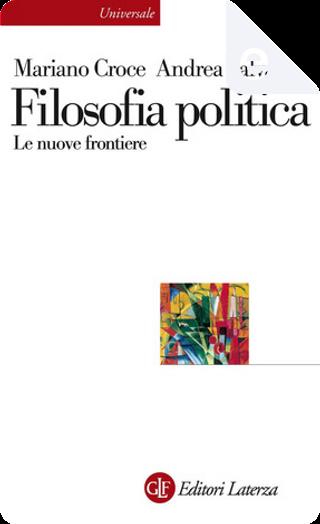 Filosofia politica by Andrea Salvatore, Mariano Croce