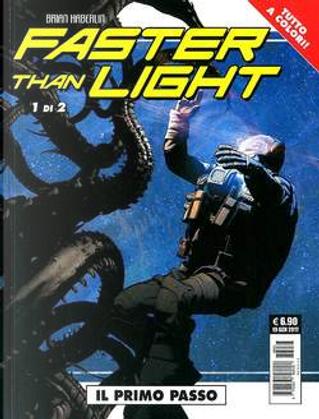 Faster Than Light n. 1 by Brian Haberlin, Skip Brittenham
