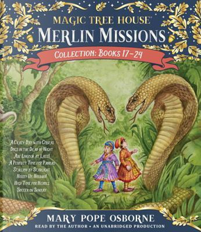 Merlin Mission Collection by MARY POPE OSBORNE