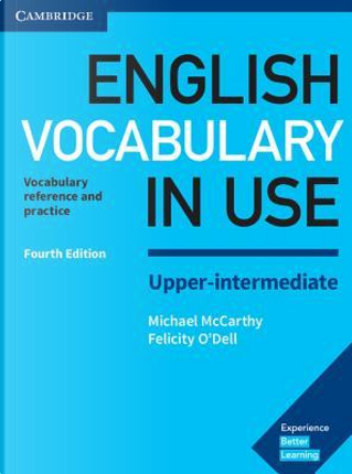 English Vocabulary in Use Upper Intermediate. Book with answers by Michael McCarthy