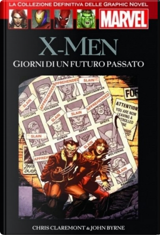 Marvel Graphic Novel Vol. 58 by Chris Claremont, John Byrne