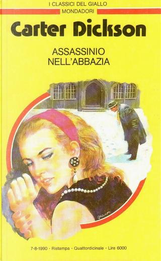 Assassinio nell'abbazia by John Dickson Carr